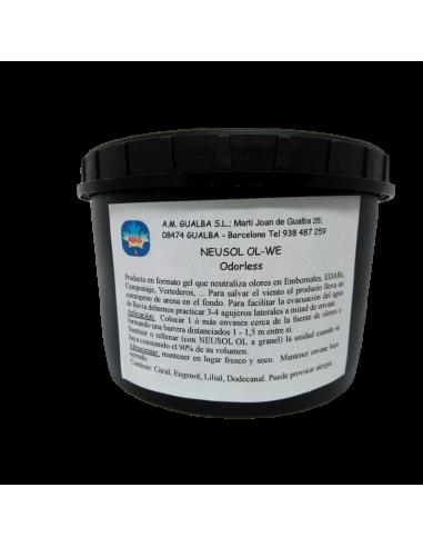 Neusol OL - WE (Arquetas - exteriores)
