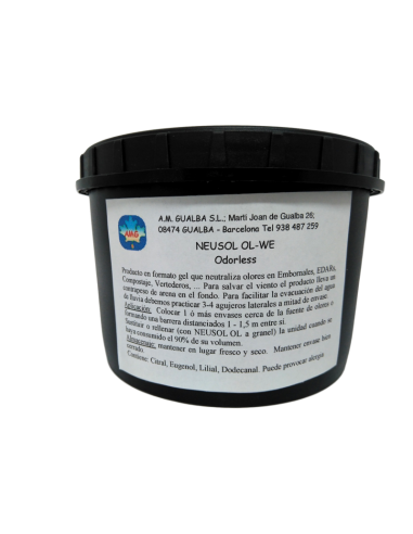 Neusol OL - WE - Neutralizar olores....