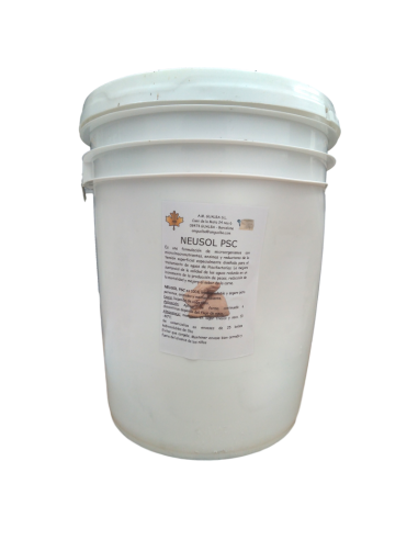 Neusol PSC 25 lbs - Piscifactorías
