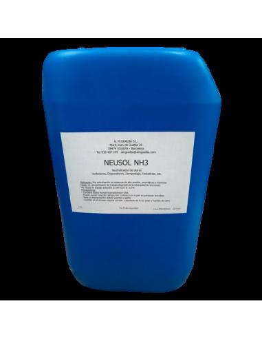Neusol NH3 30 lts - Neutralizar...