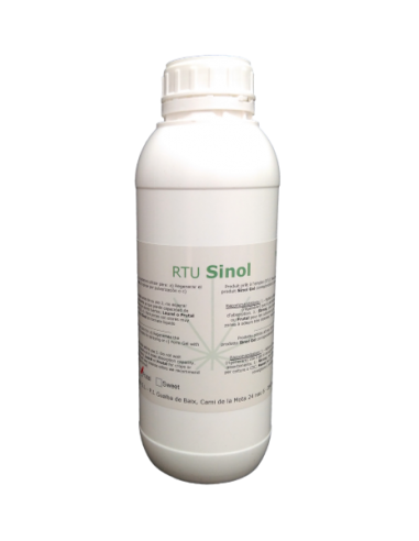 RTU - Sinol Strong - Neutraliza olor...