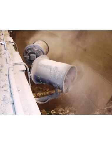 Nebulización Atomizer