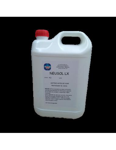 Neusol LX 5 lts - Neutralizar olores...