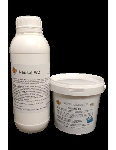 Pack Neusol W2 1L + Neusol FS