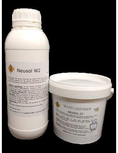 Pack Neusol W2 1L + Neusol OT