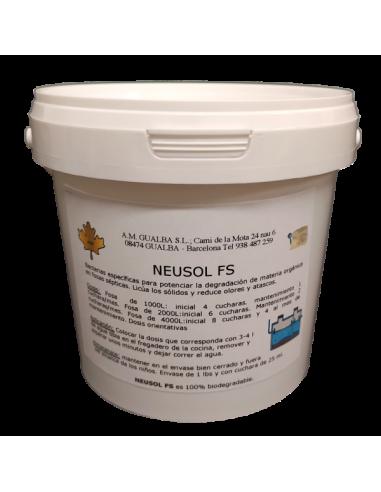 Neusol FS - Bacterias Activador...