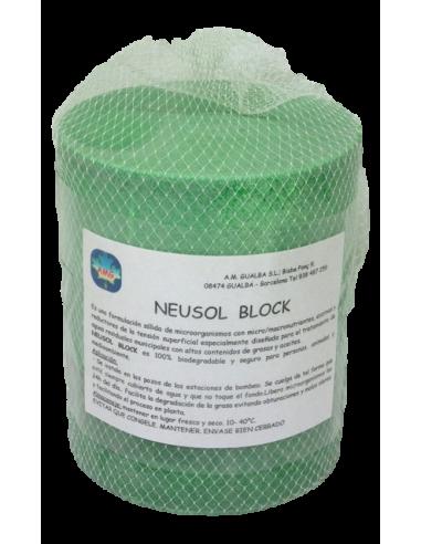 Neusol Block 10Lbs. Bacterias. Reduce...