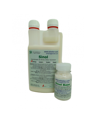 Sinol Strong + Sinol Base – Formar...