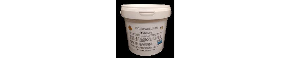 Neusol FS Activador Bacterias Tratamiento Fosa Séptica Quitar olor